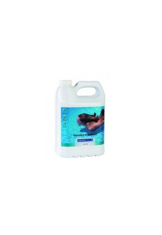 Invernador l quido astral 5l for Mantenimiento piscina invierno