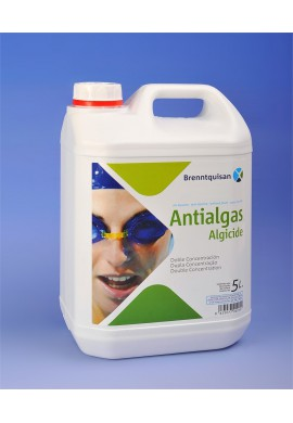 Antialgas Doble Concentración 5 l